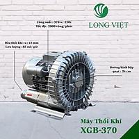 Máy Thổi Khí Con Sò Long Việt XGB-370w-220v