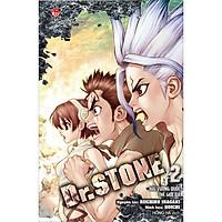 Dr. Stone Tập 2: Hai Vương Quốc Thế Giới Đá…!!