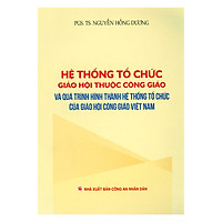 Hệ Thống Tổ Chức Tôn Giáo Và Quá Trình Hình Thành Hệ Thống Tổ Chức Của Giáo Hội Công Giáo Việt Nam