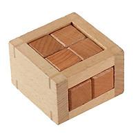 Wood puzzle tháo ráp gỗ trí tuệ