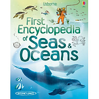 Sách tiếng Anh - 1St Encyclopedia Seas Oceans