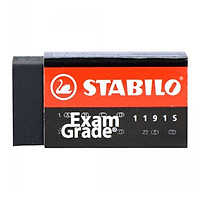 Bộ 2 Gôm STABILO ER191S-Exam Grade Đen Mini