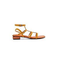Giày sandal nữ đế bệt 2cm quai mảnh thoáng chân siêu đẹp PABNO PN816