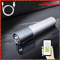 Đèn Pin Mini Siêu Sáng CF8 miDoctor Kiêm Sạc Dự Phòng - Chính Hãng