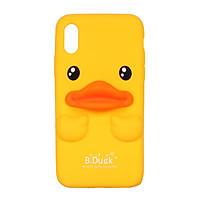 Ốp Lưng B.DUCK S5-X Nhựa Cho Iphone X