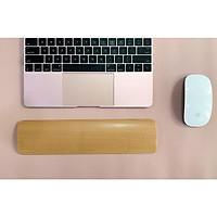 Kê Tay Bàn Phím Gỗ SAMDI WOODEN Dành Cho Macbook, Magic Keyboard, Bàn Phím Cơ Keychron - Hàng Chính Hãng