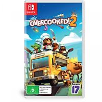 Game Nintendo Switch - Overcooked! 2 - Hàng Nhập Khẩu