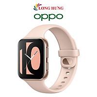 Đồng hồ thông minh Oppo Watch 41mm Wifi OW19W6 - Hàng chính hãng - Hồng