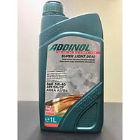 Nhớt Addinol Super Light 5w40_ Nhớt xe ga