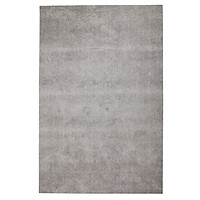 Thảm phòng khách JYSK Villeple polypropylene màu xám