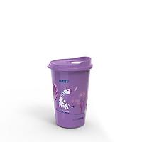 Ly Matsu Duy Tân No.994 - Giao màu ngẫu nhiên (500ml) Ly có nắp có nút uống nước