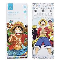 Hộp 36 Đánh Dấu Sách Bookmark Amine One Piece - Đảo Hải Tặc