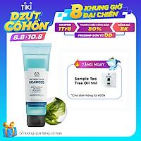 Sửa Rữa Mặt The Body Shop Seaweed (125ml)