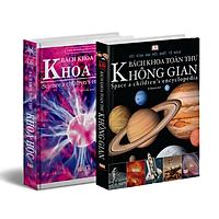 Sách Bách khoa toàn thư khoa học và không gian - khoa học kỹ thuật ( Bộ 2 cuốn )