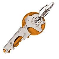 Móc khóa mini mở bia, tháo kính ( Tặng 01 móc khóa tô vít mini )