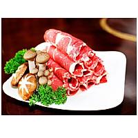 [Chỉ Giao HN] - Thịt bò Fuji : Nhúng lẩu 200g