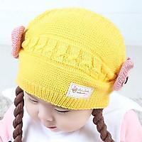 Mũ nón chùm đầu cho bé gái siêu yêu