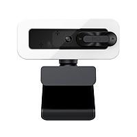 Webcam Máy ảnh Tự động lấy nét 4K qua USB  không cần trình điều khiển với Micrô giảm tiếng ồn Nắp che riêng tư cho Trò chuyện video trực tuyến - Đen - 4K