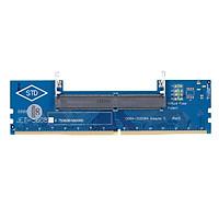 Khay Cắm Chuyển Đổi RAM DDR4 Kết Nối Card Màn Hình Cho Máy Tính Xách Tay SO-DIMM