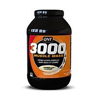 Thực phẩm tăng cơ 3000 Muscle Mass QNT hương vị sữa Vani