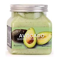 Tẩy tế bào chết body Avocado