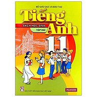 Tiếng Anh 11 - Tập 2 - Sách Học Sinh (2021)