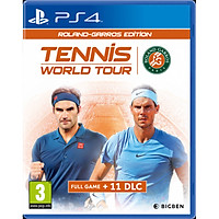 Đĩa game Ps4 :Tennis World Tour Roland Garros-Hàng Nhập khẩu