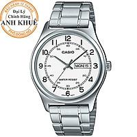 Đồng hồ nam dây kim loại Casio MTP-V006D-7B2UDF