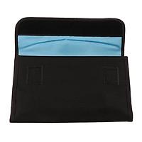 6 Pockets Camera Filter Lens UV CPL Shockproof Waterproof Bag Case Pouch Wallet Cover