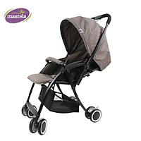 Xe đẩy 2 chiều cho bé sơ sinh tới 30kg chống tia UV - Mastela Premium T05S - Bảo hành 12 tháng - siêu nhẹ 5.4kg - gập gọn - tặng yếm tam giác cho bé