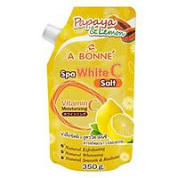 COMBO 2 GÓI  Muối Tắm Vitamin C A Bonne' 350g từ Thái Lan