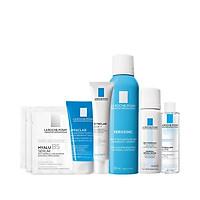 Bộ sản phẩm bảo vệ và chăm sóc chuyên biệt cho da dầu mụn La Roche-Posay Effaclar Duo+