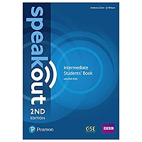 Speakout Intermediate 2nd Edition Students' Book And DVD-ROM Pack