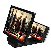 Kính phóng đại màn hình 3D cho điện thoại - Đen