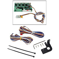 Upgraded BL Touch V3.1 Auto Bed Leveling Cable Kit for Mainboard Ender 3 V2 3 Pro