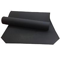 Thảm Tập Yoga Cao Cấp 8MM-Màu Đen MODE2019
