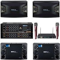 Dàn 4 loa karaoke MPS - 2700 BellPlus (Hàng chính hãng)