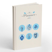 Cá Chép - Sổ Planner Amazing - Ờ Mây Zing - 116