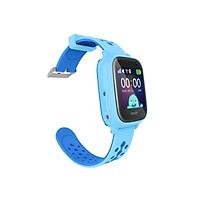 Đồng hồ thông minh định vị trẻ em Wonlex KT04  hàng chính hãng - Tặng thú ngậm bảo vệ dây sạc
