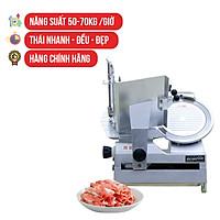 Máy Thái Thịt Đông Lạnh Tự Động SL 300B NEWSUN, Thái Năng Suất Cao - Hàng Chính Hãng