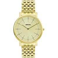 Đồng hồ Neos N-40687L nữ dây da cao cấp