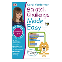Sách: Scratch Challenge Made Easy Ages 7 -11
