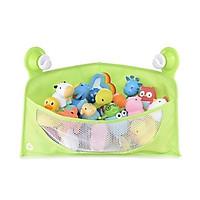 Túi góc tường đựng đồ chơi tắm sang trọng - Munchkin màu xanh lá