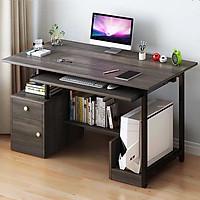 Bàn làm việc, bàn văn phòng gỗ công nghiệp hiện đại 1m1 (BH-47)
