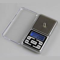Cân tiểu ly bỏ túi siêu chính xác Micro Gam dải cân 500g/0.01g - Hàng nhập khẩu