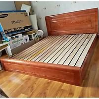 Giường ngủ gỗ xoan bệt