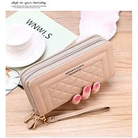 Ví nữ cằm tay bóp nữ cầm tay ví dài thời trang Hàn Quốc TN168