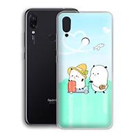 Ốp lưng dẻo cho điện thoại Xiaomi Redmi Note 7 Pro - 01235 7880 LOVELY08 - Hàng Chính Hãng