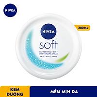 Kem Dưỡng Mềm Da Nivea (200ml) - 89050
