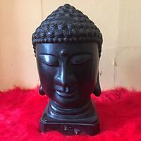 Tượng mặt Phật size vừa trang trí phòng khách, bàn làm việc